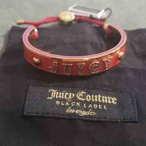 Juicy Couture Jewelry - Juicy Couturier enamel bangle bracelet